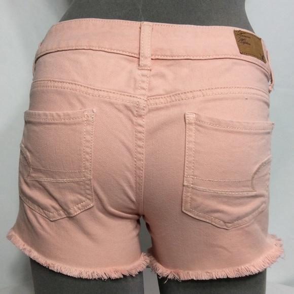 American Eagle Light Pink Shorts